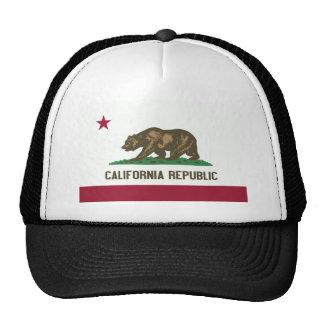 Bandeira do estado Californiano Boné
