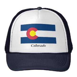 Bandeira do estado de Colorado Boné