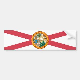 Bandeira do estado de Florida Adesivo Para Carro