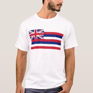 Bandeira do estado de Havaí Camiseta