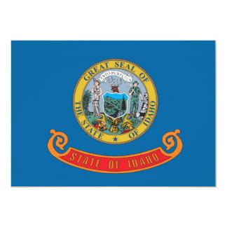 Bandeira do estado de Idaho Convite 12.7 X 17.78cm
