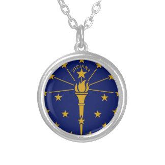 Bandeira do estado de Indiana Colar