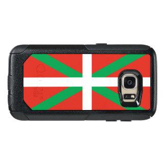 Bandeira do exemplo Basque de Samsung OtterBox do