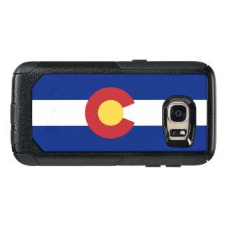 Bandeira do exemplo de Colorado Samsung OtterBox