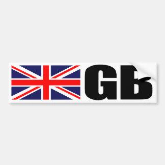 Bandeira do GB Adesivo Para Carro