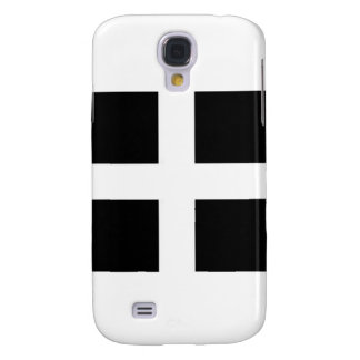 bandeira do kernow de Cornualha do cornishslang Galaxy S4 Covers