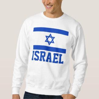 Bandeira do mundo de Israel Moleton