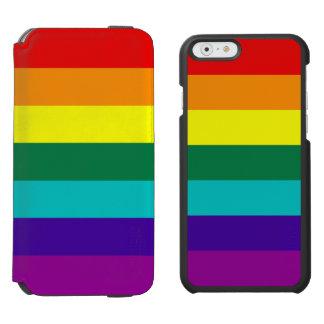 Bandeira do orgulho do arco-íris de 7 listras