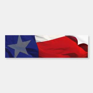 Bandeira do pop art de Texas Adesivo Para Carro