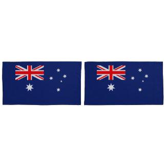 Bandeira do rei de Austrália