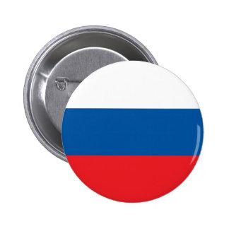 bandeira do russo botons