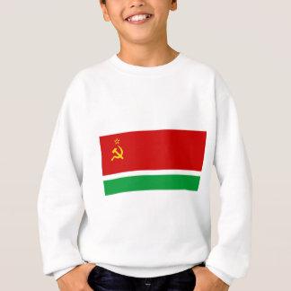 Bandeira do SSR lituano - Lietuvos TSR Veliava Agasalho