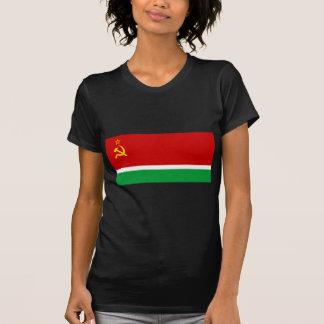 Bandeira do SSR lituano - Lietuvos TSR Veliava Camiseta