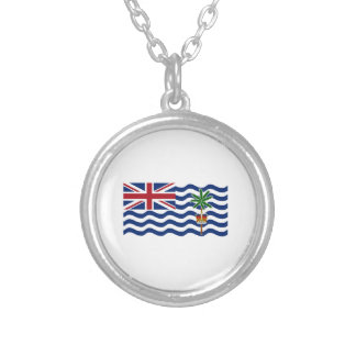 Bandeira do território de Oceano Índico britânico Bijuteria Personalizada