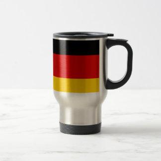 Bandeira do und Handelsflagge de Alemanha - de Caneca Térmica