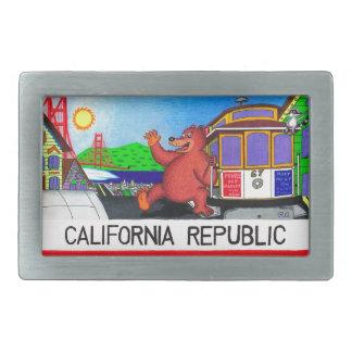 Bandeira do urso de San Francisco Califórnia