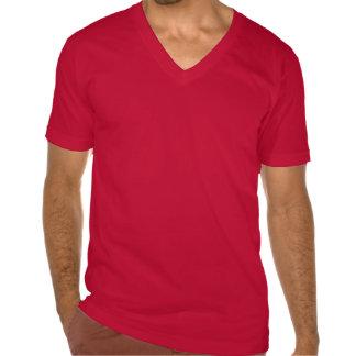 Bandeira do vermelho de Inglaterra T-shirts