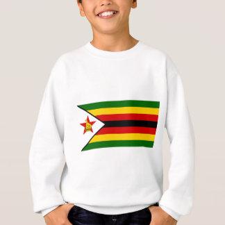 Bandeira do weZimbabwe de Zimbabwe - de Agasalho