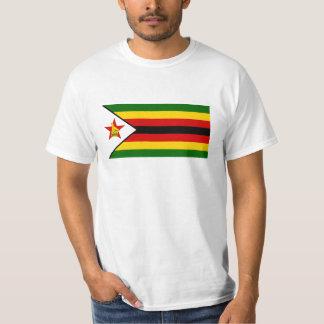 Bandeira do weZimbabwe de Zimbabwe - de Camiseta