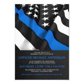 Bandeira dos convites | EUA da aposentadoria da