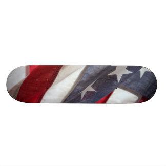 Bandeira dos Estados Unidos Skate