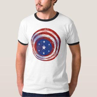Bandeira dos EUA Camiseta