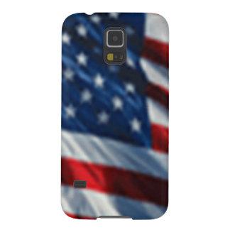 Bandeira dos EUA Capinhas Galaxy S5