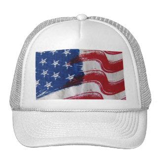 Bandeira dos EUA Bonés