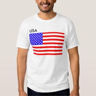 Bandeira dos EUA T-shirt