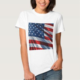 Bandeira dos EUA Tshirt