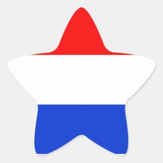 Bandeira dos Países Baixos Adesito Estrela