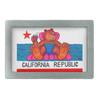 Bandeira dos pés do urso de Califórnia
