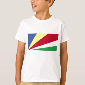 Bandeira dos Seychelles Camiseta