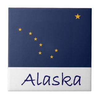 Bandeira e nome de Alaska