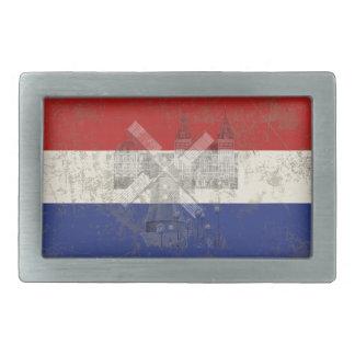 Bandeira e símbolos dos Países Baixos ID151
