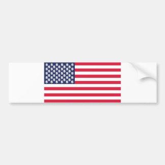 bandeira Estados Unidos u do símbolo do dólar do Adesivo Para Carro