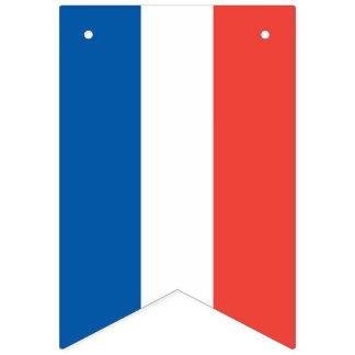 Bandeira francesa: Bandeira Tricolor do partido do