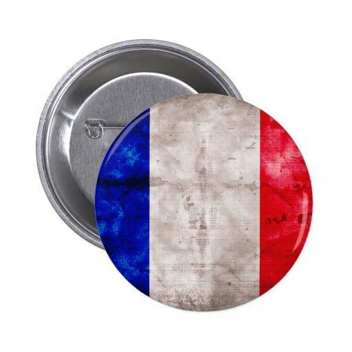 Bandeira francesa boton