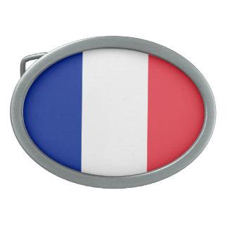 Bandeira francesa patriótica