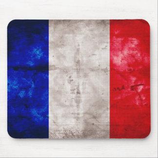 Bandeira francesa mouse pads