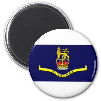 Bandeira geral do governador de Barbados Imã De Geladeira