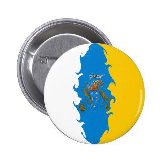 Bandeira Gnarly das Ilhas Canárias Boton