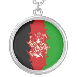 Bandeira Gnarly de Afeganistão Colares