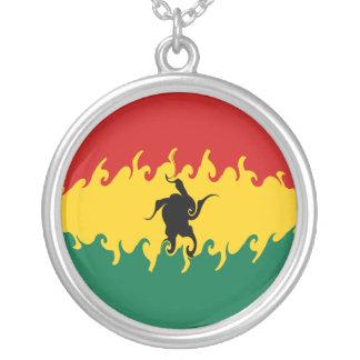 Bandeira Gnarly de Ghana Colares