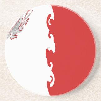 Bandeira Gnarly de Malta Porta Copo Para Bebidas