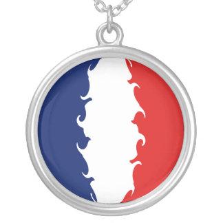 Bandeira Gnarly de Mayotte Colar Personalizado
