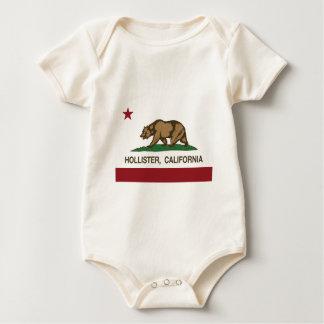 bandeira Hollister de Califórnia Babadores