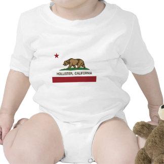 bandeira Hollister de Califórnia Macacãozinhos Para Bebê