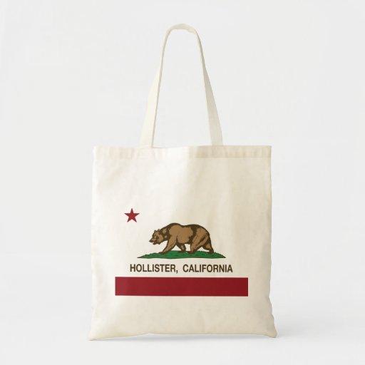 Bandeira Hollister do estado de Califórnia Bolsa Para Compras