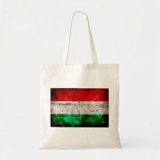Bandeira húngara bolsas para compras